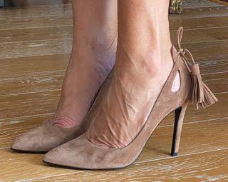 Vendo zapatos imitación Aquazzurra