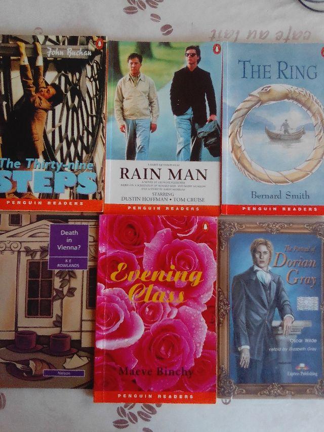 libros lectura en inglés