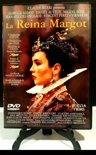 LA REINA MARGOT 1994 FORMATO DVD