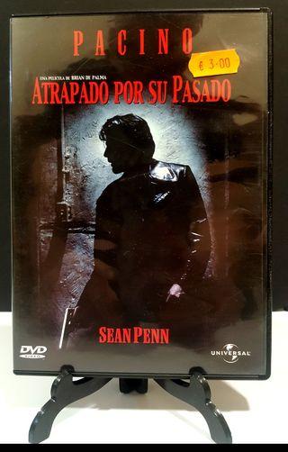 ATRAPADO POR SU PASADO PACINO Y SEAN PENN DVD