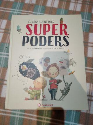 El gran llibre dels super poders