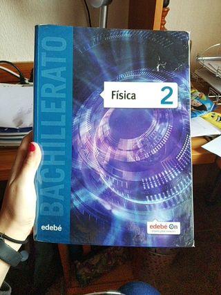 Libro de física 2bachillerato edebé
