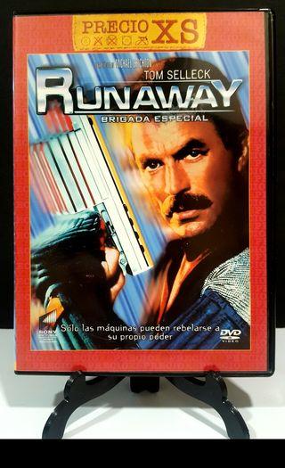 RUNAWAY BRIGADA ESPECIAL DVD CINE OCHENTERO