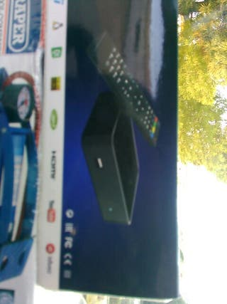 IPTV SET TOP BOX SIN MANDO