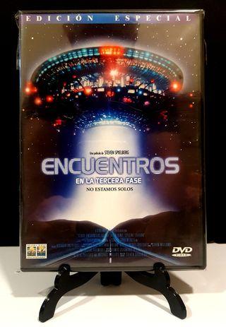 ENCUENTROS EN LA TERCERA FASE DVD IMPOLUTO