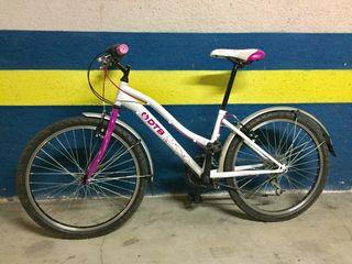 Bicicleta de paseo Dtb Girl 240