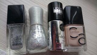 manicura lacas de uñas