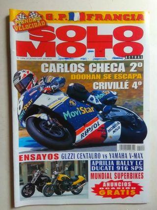 Revista Solo Moto 1096