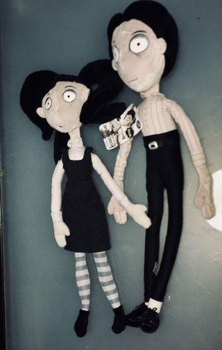 Frankenweenie Tim Burton 60cm
