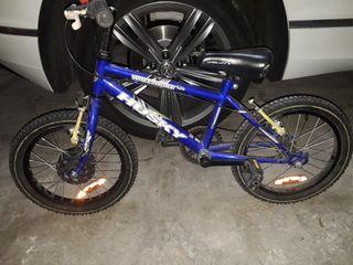 Bici seminueva para iniciarse con pedales