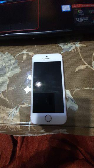 Vendo Iphone SE Rose Gold 32GB