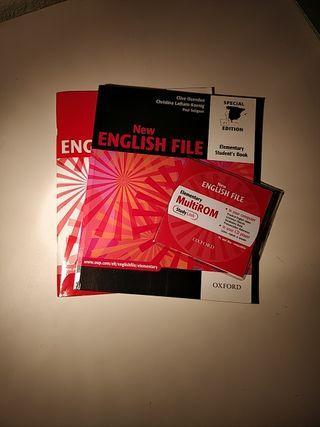 Libro Ingles - New English File - Oxford