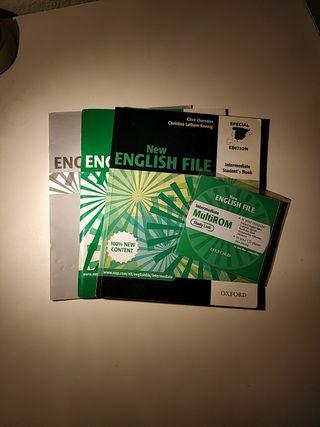libro Ingles - New English Files - Oxford