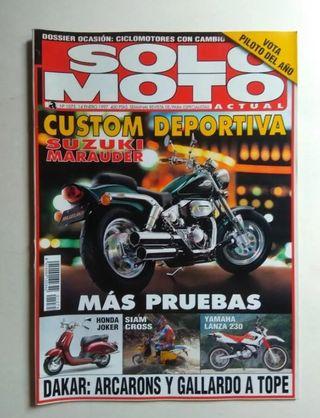 Revista Solo Moto 1075