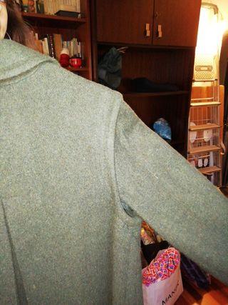 abrigo tipo loden