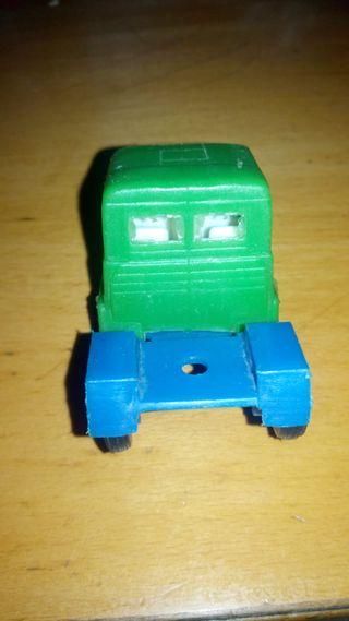 Antiguo camión Pegaso de juguete