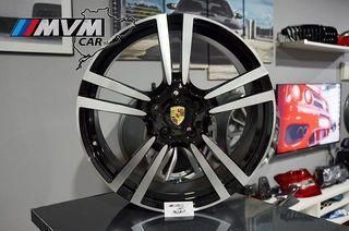 Juego LLantas 22 Porsche Turbo