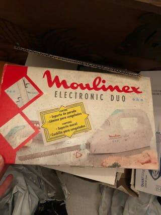 electronic duo moulinex