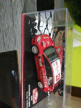 maqueta coche de rally
