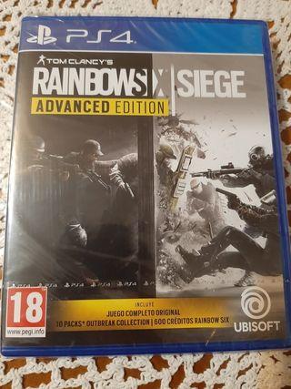 Rainbow Six Siege Advance Edition para PS4