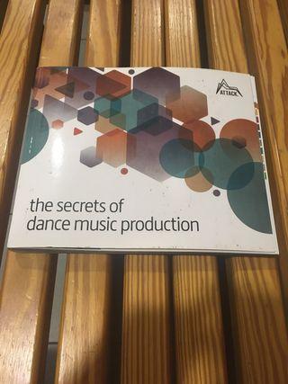"Libro ""The secrets of dance music production"""