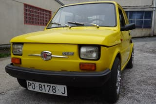 FIAT 126 PERSONAL AÑO 1978