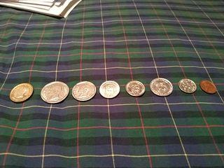 Monedas Venezuela Época Hugo Chavez