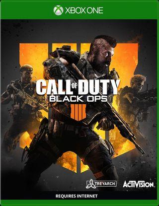 Cal of Duty BO4 para XBOX One