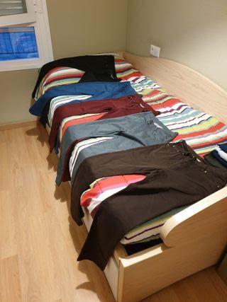lote de 9 pantalones nuevos talla 40
