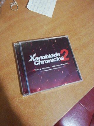 Disco música Xenoblade chronicles 2