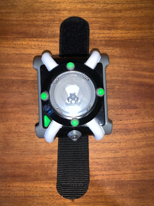 Reloj Ben 10 Omnitrix Deluxe