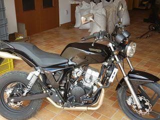 Moto MTR 125cc