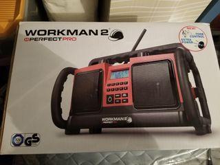 Radio Workman 2 Perfect Pro
