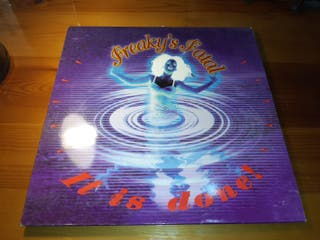disco vinilo maxi FREAKY'S FATAL
