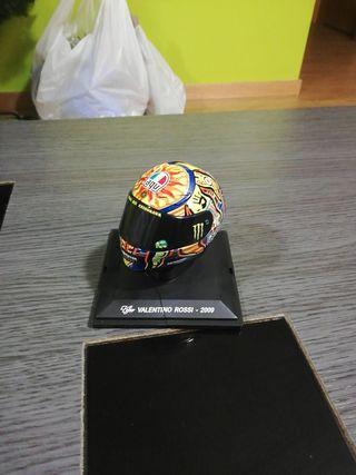 maqueta de casco