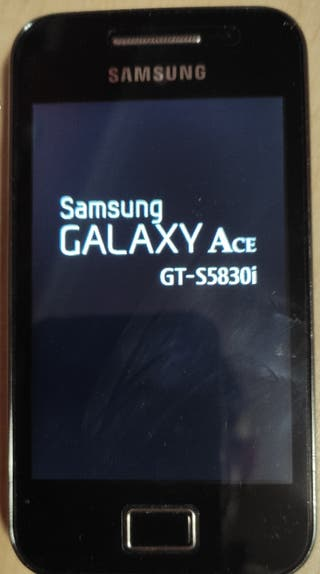 Samsung Galaxy Ace GT-S5830i. Libre.