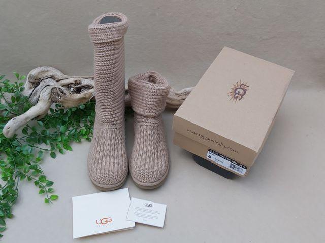 Marca UGG modelo Classic crochet Talla 39