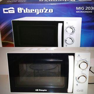 Microonda Grill Obregozo