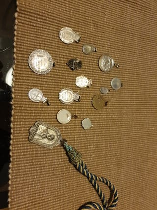 medallas covadonga y otras