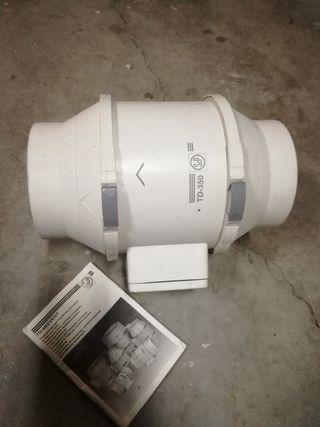 extractor ventilador soler palau SP