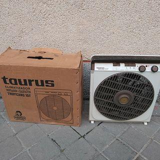 Climatizador Ventilador+ Calefactor TAURUS vintage