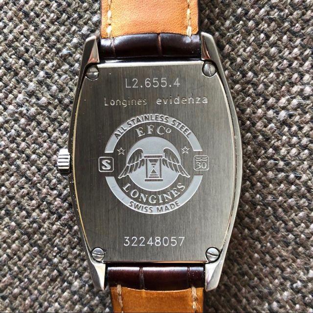 Reloj Longines Evidenza