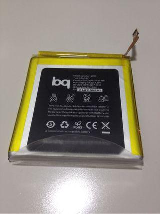 Batetia movil bq aquaris e5