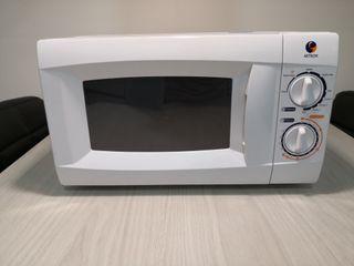 microondas con grill 17 litros