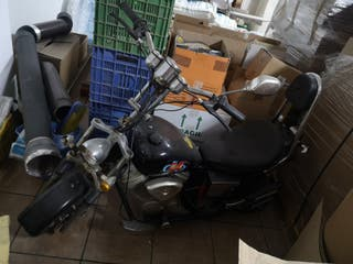 mini moto custom