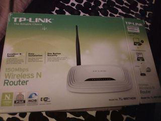 Router TP-LINK 150 Mbps