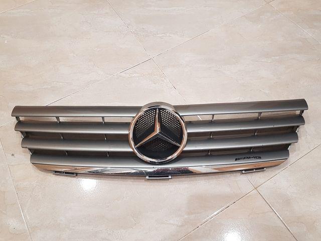 Parilla Mercedes SportCoupe