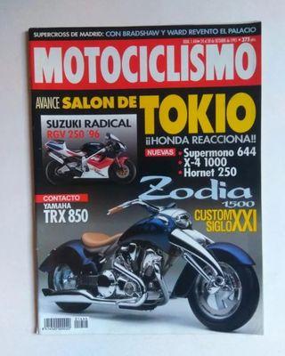 Revista Motociclismo 1444
