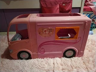 Barbie caravana