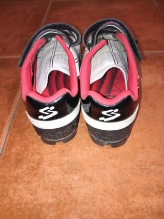 zapatillas spinning y mtb